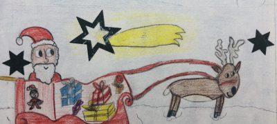 Briefe-Rekord für den Weihnachtsmann und das Christkind