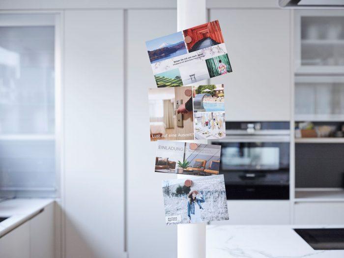 Happy Birthday: Die PostCard Creator App feiert ihren 5. Geburtstag | Bilder: Die Schweizerische Post