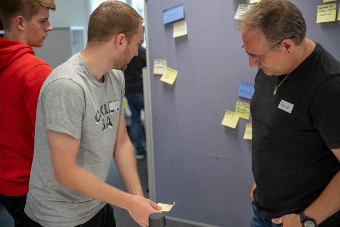 «Das Silicon Valley hat bei unserer Arbeit nach wie vor Vorbildcharakter» sagt Jan Heimberg, der als Coach Informatik-Lernende im CCYP betreut.