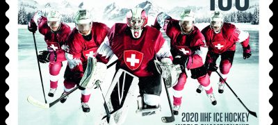 Swiss Post has been taking to the ice since 1961