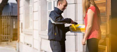 Wie misst die Post ihre Pünktlichkeit?