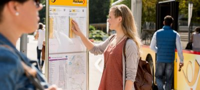 A tour de force: new PostBus timetables in record time