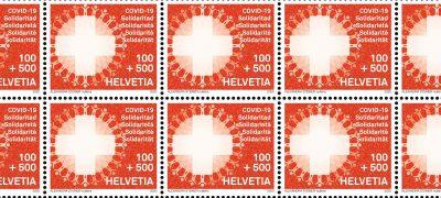 Solidaritäts-Briefmarke knackt 2,5 Millionen Franken-Grenze