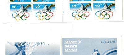 Musste eingestampft werden: die Marke zu Sittens Kandidatur für Olympia 2006