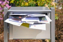 Praktisch: der Nachsendeauftrag. Briefe, Pakete und Co. kommen so auch bei der neuen Adresse an. Ansonsten sieht es so aus.