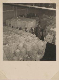 Auch die Feldpost in den Kriegsjahren 1939-40 sah sich vor grossen Herausforderungen gestellt.