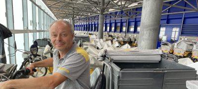 Corona-Helden der Post beeindrucken die Schweiz
