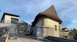Le paisible trajet du village de Krauchthal au Thorberg s'achève brutalement aux portes de la prison: les envois postaux sont arrivés à destination.