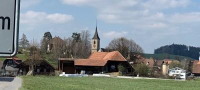 Ecco come 15 anni fa il paesino di Oberbalm è entrato nella storia della Posta