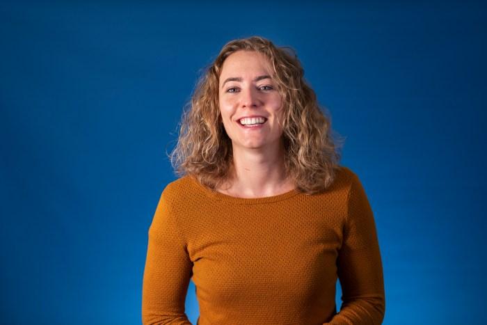 Luise Bornand, responsable projets en informatique et membre fondatrice de Young Voice
